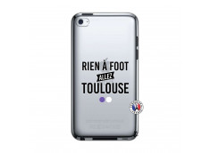 Coque iPod Touch 4 Rien A Foot Allez Toulouse