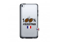 Coque iPod Touch 4 100% Rugbyman