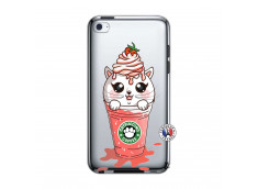 Coque iPod Touch 4 Catpucino Ice Cream