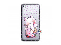 Coque iPod Touch 4 Smoothie Cat