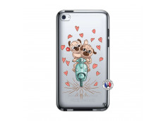 Coque iPod Touch 4 Puppies Love