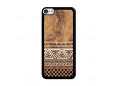 Coque iPod Touch 5/6 Aztec Deco Noir