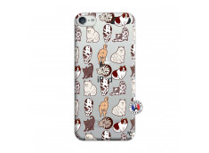 Coque iPod Touch 5/6 Cat Pattern