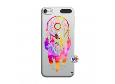 Coque iPod Touch 5/6 Dreamcatcher Rainbow Feathers