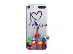 Coque iPod Touch 5/6 I Love Moscow