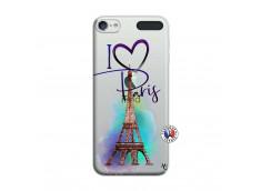 Coque iPod Touch 5/6 I Love Paris