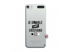 Coque iPod Touch 5/6 Je Dribble Comme Cristiano