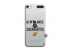 Coque iPod Touch 5/6 Je M En Bas Les Cacahuetes