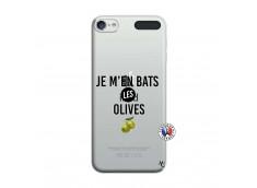 Coque iPod Touch 5/6 Je M En Bas Les Olives