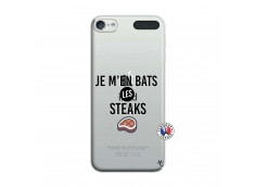 Coque iPod Touch 5/6 Je M En Bas Les Steaks