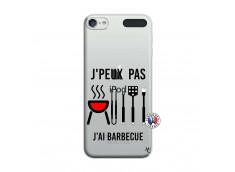 Coque iPod Touch 5/6 Je Peux Pas J Ai Barbecue