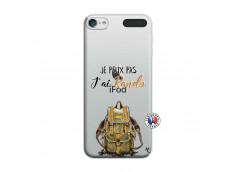 Coque iPod Touch 5/6 Je Peux Pas J Ai Rando