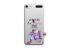 Coque iPod Touch 5/6 Je Peux Pas J Ai Shopping