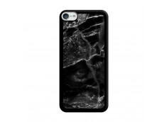 Coque iPod Touch 5/6 Black Marble Noir