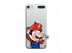 Coque iPod Touch 5/6 Mario Impact