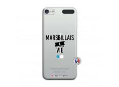 Coque iPod Touch 5/6 Marseillais à Vie