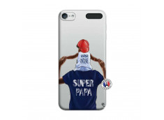 Coque iPod Touch 5/6 Papa Super Heros