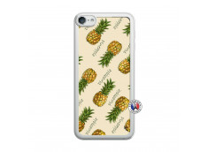 Coque iPod Touch 5/6 Sorbet Ananas Translu
