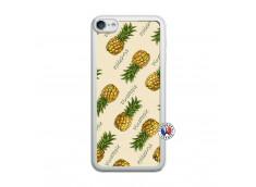 Coque iPod Touch 5/6 Sorbet Ananas Translu