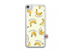Coque iPod Touch 5/6 Sorbet Banana Split Translu