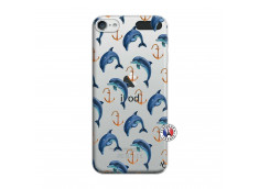 Coque iPod Touch 5/6 Dauphins