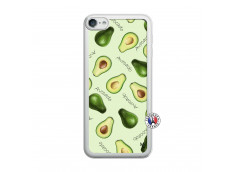 Coque iPod Touch 5/6 Sorbet Avocat Translu