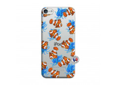 Coque iPod Touch 5/6 Poisson Clown