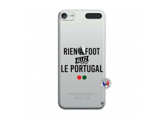 Coque iPod Touch 5/6 Rien A Foot Allez Le Portugal