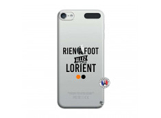 Coque iPod Touch 5/6 Rien A Foot Allez Lorient