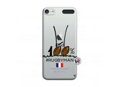 Coque iPod Touch 5/6 100 % Rugbyman Entre les Poteaux