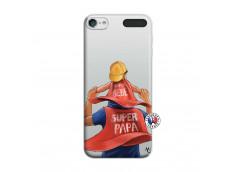 Coque iPod Touch 5/6 Super Papa et Super Bébé