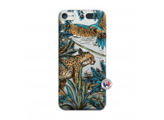 Coque iPod Touch 5/6 Leopard Jungle