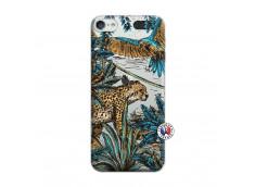 Coque iPod Touch 5/6 Leopard Jungle