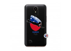 Coque Lg K10 Coupe du Monde Rugby-Samoa
