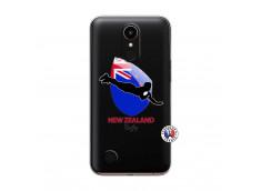 Coque Lg K10 Coupe du Monde Rugby- Nouvelle Zélande
