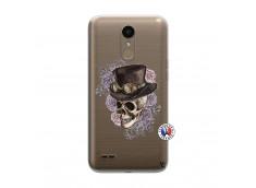 Coque Lg K10 Dandy Skull