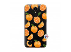 Coque Lg K10 Orange Gina