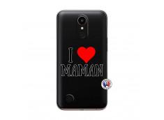 Coque Lg K10 I Love Maman