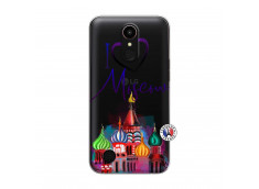 Coque Lg K10 I Love Moscow