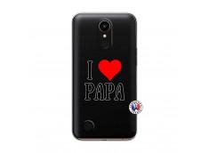Coque Lg K10 I Love Papa