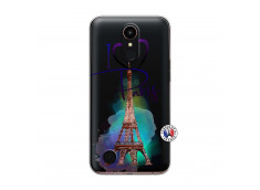 Coque Lg K10 I Love Paris