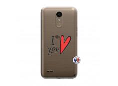 Coque Lg K10 I Love You