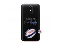 Coque Lg K10 Je Peux Pas J Ai Rugby