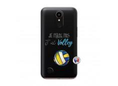 Coque Lg K10 Je Peux Pas J Ai Volley