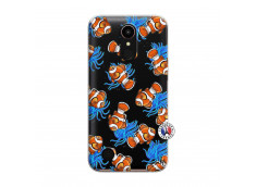 Coque Lg K10 Poisson Clown