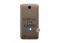 Coque Lg K10 Rien A Foot Allez Auxerre