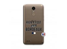 Coque Lg K10 Rien A Foot Allez Bordeaux