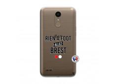 Coque Lg K10 Rien A Foot Allez Brest
