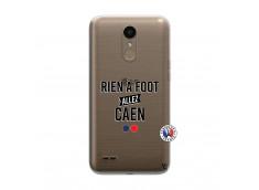 Coque Lg K10 Rien A Foot Allez Caen