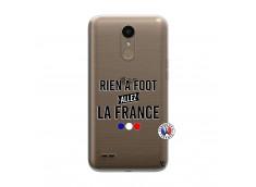 Coque Lg K10 Rien A Foot Allez La France
